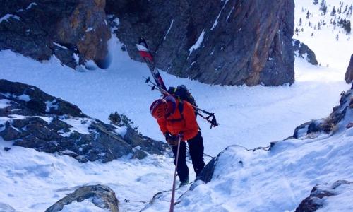 Grand Teton Climbing
