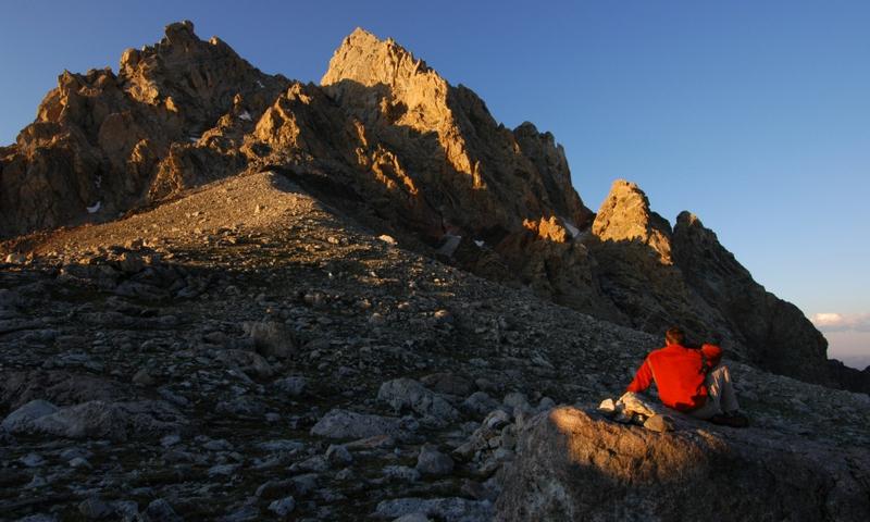 Grand Teton National Park Climbing