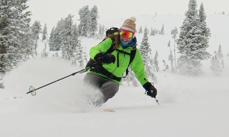 Grand Teton Skiing