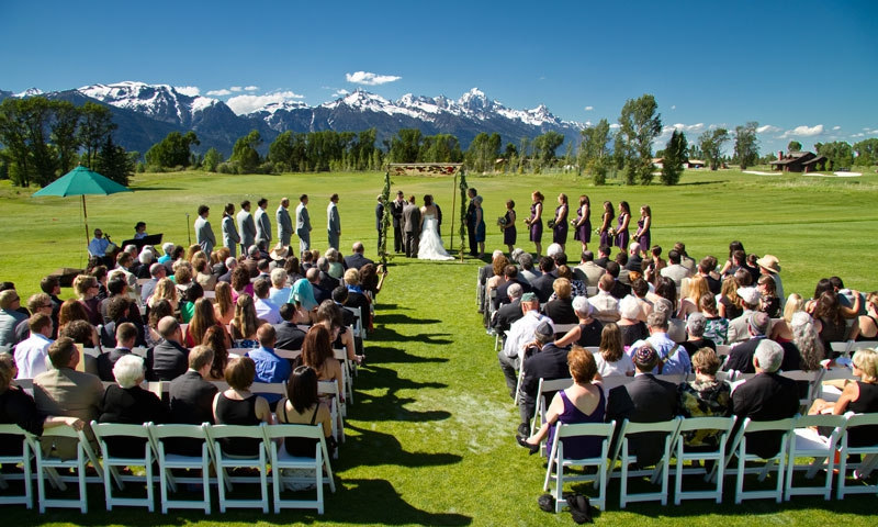 Grand Teton National Park Weddings Alltrips