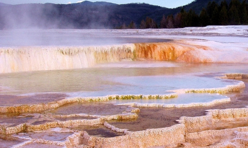 Yellowstone National Park In Wyoming Alltrips